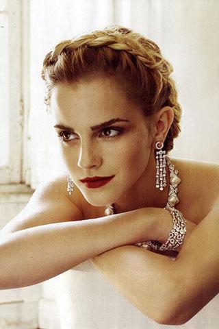 emma watson vogue italia. Emma Watson recently hit the